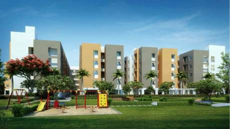 817 sqft, 3 bhk Apartment in Builder Urbanrise Jubilee Residences Guduvancheri, Chennai at Rs. 29.2486 Lacs