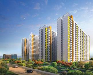 892 sqft, 3 bhk Apartment in Builder Urbanrise Constructions LLP Code Name Million Carats Padur OMR Chennai, Chennai at Rs. 41.4136 Lacs