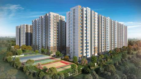 1618 sqft, 3 bhk Apartment in Builder Alliance business park Galleria residences Pallavaram, Chennai at Rs. 1.1650 Cr