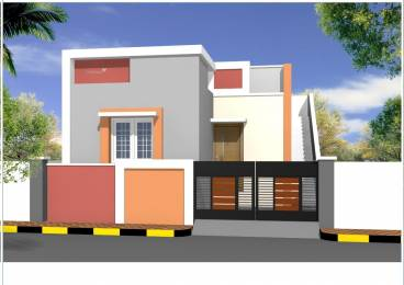 1200 sqft, 2 bhk Villa in Builder Chengalpattu GST Villa for low cost Chengalpattu, Chennai at Rs. 25.4600 Lacs