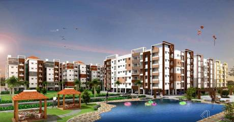 1289 sqft, 2 bhk Apartment in Builder Brundavanam Advaitha Telaprolu, Vijayawada at Rs. 30.0000 Lacs