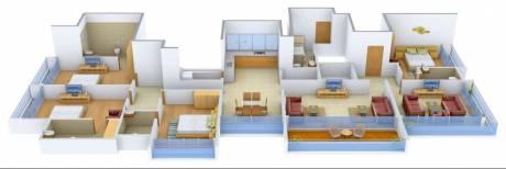 3800 sqft, 4 bhk Apartment in Sankalp Sapphire Prahlad Nagar, Ahmedabad at Rs. 2.5800 Cr