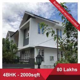 2000 sqft, 4 bhk Villa in Builder 124 BuildHome Vellanad Aruvikkara Road, Thiruvananthapuram at Rs. 80.0000 Lacs