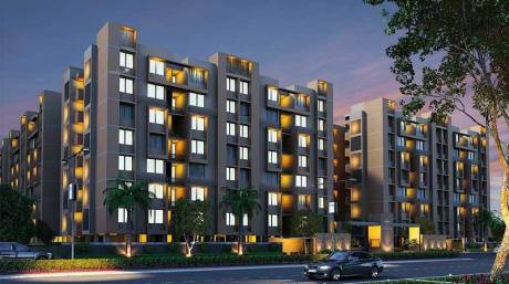 1161 sqft, 2 bhk Apartment in Builder Project Vastral, Ahmedabad at Rs. 28.0000 Lacs