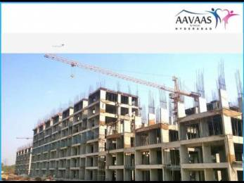 1250 sqft, 2 bhk Apartment in Nebula Aavaas Miyapur, Hyderabad at Rs. 50.0000 Lacs