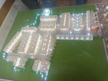 1336 sqft, 3 bhk Apartment in Renowned Lotus Sristhi Crossing Republik, Ghaziabad at Rs. 46.7000 Lacs