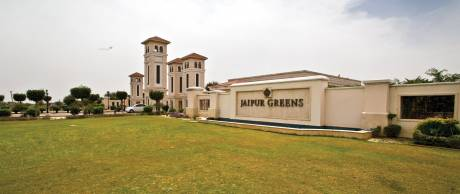 1800 sqft, Plot in Emaar Jaipur Greens Ajmer Road, Jaipur at Rs. 26.0000 Lacs