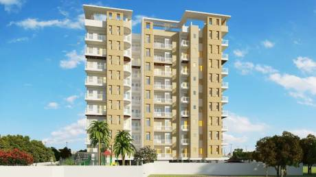 1190 sqft, 2 bhk Apartment in Kotecha Royal Regalia Vaishali Nagar, Jaipur at Rs. 44.5100 Lacs