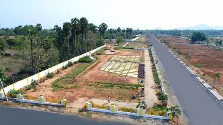 3500 sqft, Plot in GGR Perams Aditya Lahari Block G Modavalasa, Visakhapatnam at Rs. 27.0000 Lacs