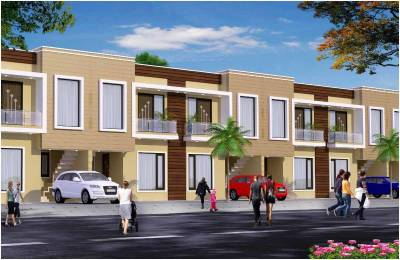 950 sqft, 3 bhk Villa in Builder realm green enclave Dera Bassi, Chandigarh at Rs. 25.9000 Lacs
