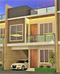 1420 sqft, 3 bhk IndependentHouse in Builder Row Houses Naubasta Kala, Lucknow at Rs. 42.6000 Lacs