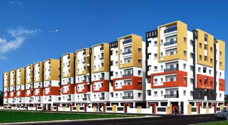 1400 sqft, 3 bhk Apartment in Builder NR Apartments Vidyadharapuram, Vijayawada at Rs. 80.0000 Lacs