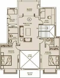 3350 sqft, 4 bhk Apartment in Utkal Villas Nayapalli, Bhubaneswar at Rs. 2.5000 Cr