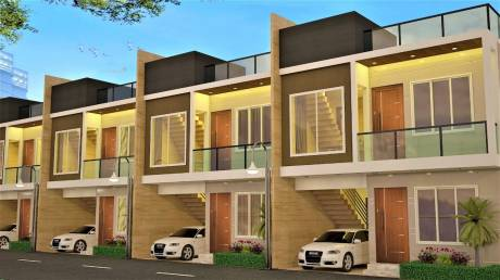 1420 sqft, 3 bhk Villa in Builder Project Lucknow Faizabad Road, Lucknow at Rs. 42.6000 Lacs