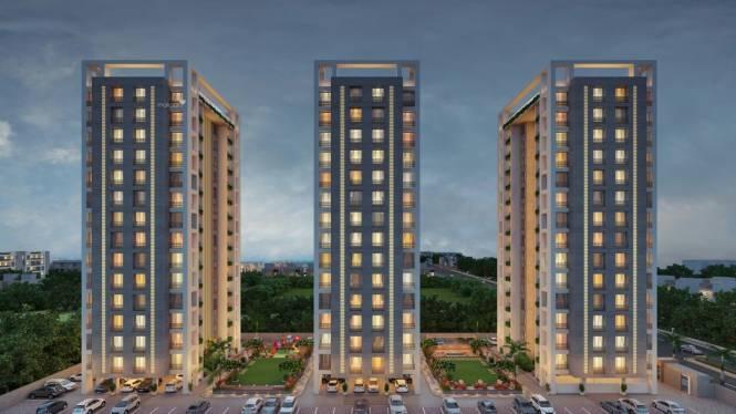1173 sqft, 2 bhk Apartment in Santvan Skyon Palanpur, Surat at Rs. 42.5100 Lacs