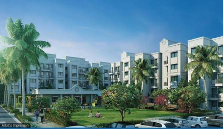 750 sqft, 2 bhk Apartment in Peninsula Address One Phase 3 Gahunje, Pune at Rs. 41.0000 Lacs