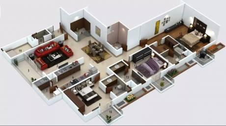 2910 sqft, 3 bhk Apartment in Siddh Shekha Marquis Basavanagudi, Bangalore at Rs. 4.5000 Cr