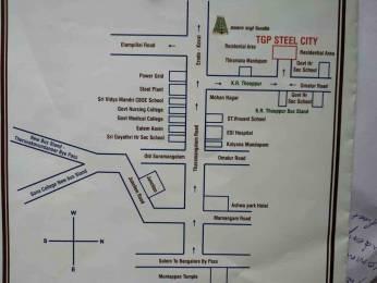 1200 sqft, Plot in Builder TGP STEEL CITY KRThoppur Road, Salem at Rs. 8.2800 Lacs