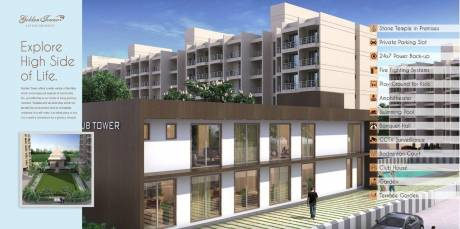 950 sqft, 2 bhk Apartment in Builder golden tower Amlihdih, Raipur at Rs. 21.0000 Lacs