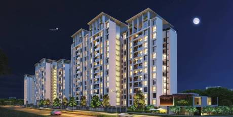 1075 sqft, 2 bhk Apartment in Pacifica North Enclave Near Vaishno Devi Circle On SG Highway, Ahmedabad at Rs. 48.0000 Lacs