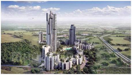 2452 sqft, 3 bhk Apartment in Ireo Victory Valley Sector 67, Gurgaon at Rs. 1.9000 Cr