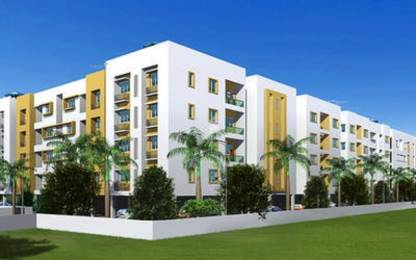 995 sqft, 2 bhk Apartment in Rajkham Silver Crest Moolacheri, Chennai at Rs. 37.8000 Lacs