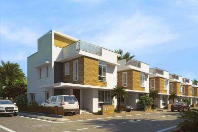 1118 sqft, 2 bhk Villa in TVS Emerald Green Acres Phase 4 Villa Kolapakkam, Chennai at Rs. 76.0000 Lacs