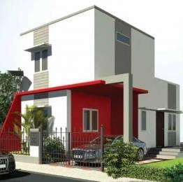 1025 sqft, 2 bhk Villa in Builder Project Kannivakkam, Chennai at Rs. 18.0000 Lacs