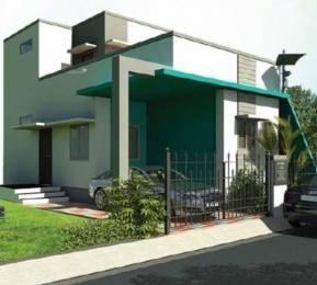 1211 sqft, 2 bhk Villa in Builder Project Semmancheri, Chennai at Rs. 19.5000 Lacs