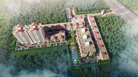 1190 sqft, 2 bhk Apartment in SBP City Of Dreams Sector 116 Mohali, Mohali at Rs. 29.9000 Lacs