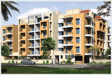 1200 sqft, 2 bhk Apartment in Premier Solitude Hebbal, Bangalore at Rs. 20000