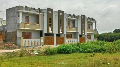1100 sqft, 2 bhk IndependentHouse in Builder omxaxe city villas Shaheed Path, Lucknow at Rs. 46.2000 Lacs