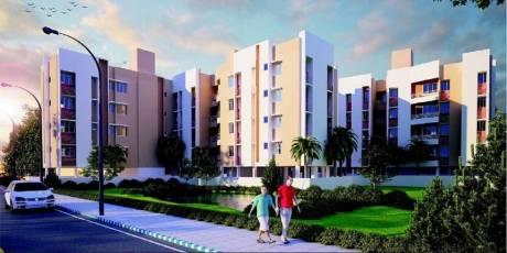 1112 sqft, 3 bhk Apartment in Rohra Galaxy New Town, Kolkata at Rs. 44.4800 Lacs