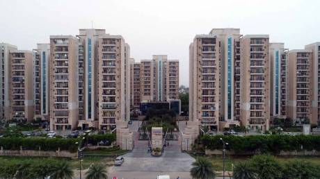 1292 sqft, 2 bhk Apartment in Omaxe Residency Gomti Nagar Extension, Lucknow at Rs. 55.0000 Lacs