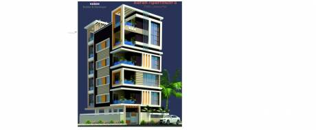1200 sqft, 2 bhk Apartment in Builder Project Narendra Nagar, Nagpur at Rs. 13000