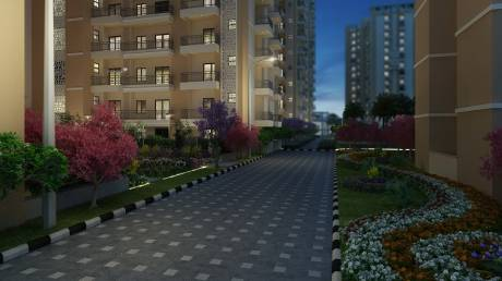 1610 sqft, 3 bhk Apartment in Omega Windsor Greens Phase 1 Uattardhona, Lucknow at Rs. 53.9300 Lacs