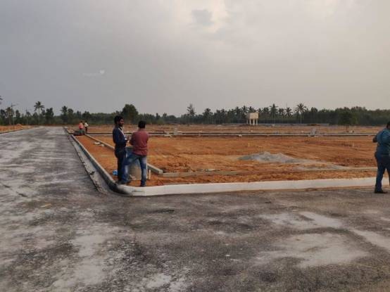 1200 sqft, Plot in Builder Project Whitefield Hope Farm Junction, Bangalore at Rs. 24.7859 Lacs