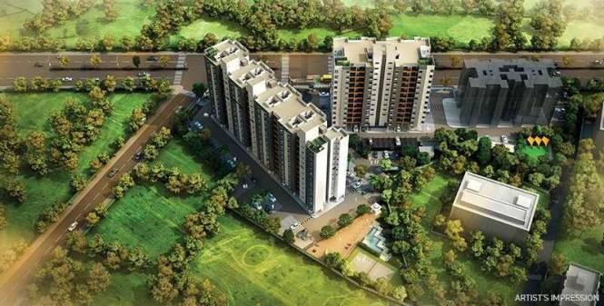 1051 sqft, 2 bhk Apartment in Vilas Javdekar Yashone Hinjawadi Phase 1 Hinjewadi, Pune at Rs. 58.0000 Lacs