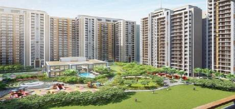 1810 sqft, 3 bhk Apartment in Builder Rishita Manhattan Gomti Nagar Extension, Lucknow at Rs. 71.5000 Lacs