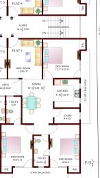 1575 sqft, 3 bhk Apartment in Builder Project Keshav Nagar, Kanpur at Rs. 57.0000 Lacs