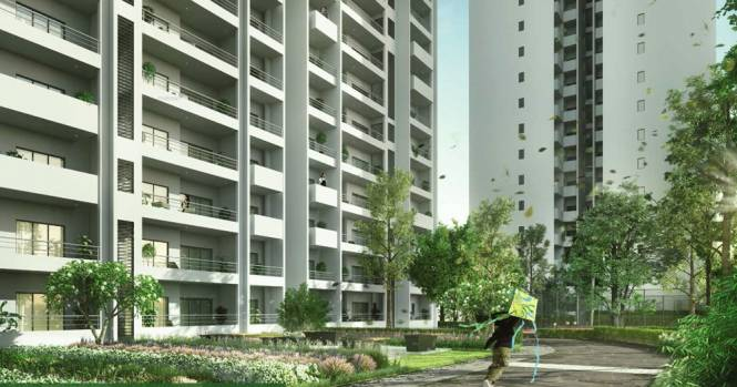 1829 sqft, 3 bhk Apartment in Godrej Air Sector 85, Gurgaon at Rs. 1.1900 Cr