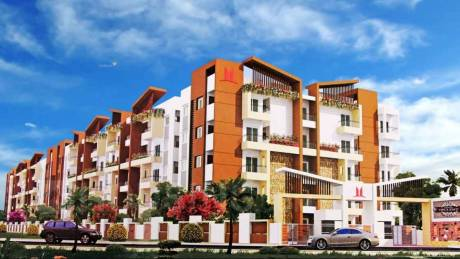 1175 sqft, 2 bhk Apartment in Midtown Opulent Varthur, Bangalore at Rs. 18000