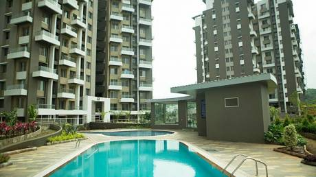 1284 sqft, 3 bhk Apartment in Axis Whistling Meadows Bavdhan, Pune at Rs. 1.0500 Cr