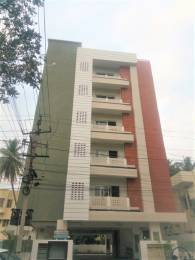 1395 sqft, 3 bhk Apartment in Builder AMOGH Seethammadhara, Visakhapatnam at Rs. 86.4900 Lacs