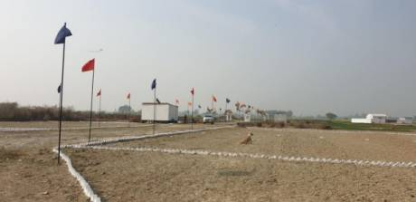 1500 sqft, Plot in RAVP Srishti Mohanlalganj, Lucknow at Rs. 2.4900 Lacs
