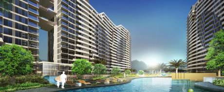 2760 sqft, 4 bhk Apartment in Omaxe The Lake Mullanpur, Mohali at Rs. 1.0000 Cr