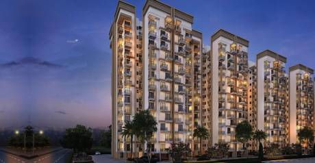 700 sqft, 2 bhk Apartment in Builder dream homes wave sector 99 Mohali, Mohali at Rs. 29.0000 Lacs