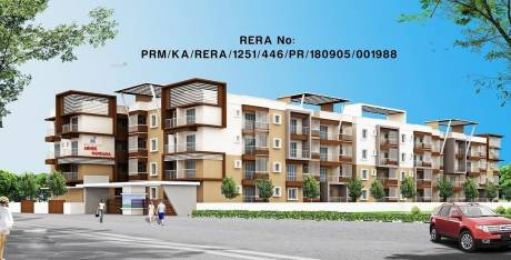1140 sqft, 2 bhk Apartment in Builder Project HSR Layout, Bangalore at Rs. 61.9065 Lacs