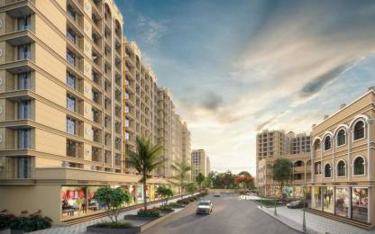 1200 sqft, 3 bhk Apartment in Thalia Vrindavan Flora Rasayani, Mumbai at Rs. 47.2450 Lacs