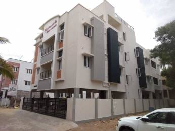 921 sqft, 2 bhk Apartment in Bhagiyem Harinaachi Apartment Selaiyur, Chennai at Rs. 48.6000 Lacs